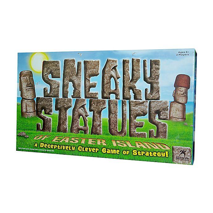 Alternate image 1 for Maranda Enterprises Sneaky Statues of Easter Island