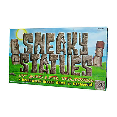 Maranda Enterprises Sneaky Statues of Easter Island