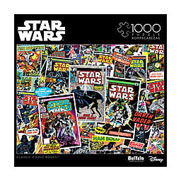 Buffalo Games™ 1000-Piece Star Wars™ Classic Comic Books Puzzle