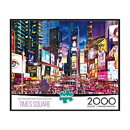 Buffalo Games™ 2000-Piece Times Square Jigsaw Puzzle