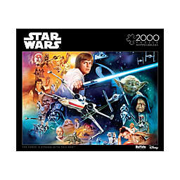 Buffalo Games™ 2000-Piece Star Wars™ The Force is Strong with this One Puzzle