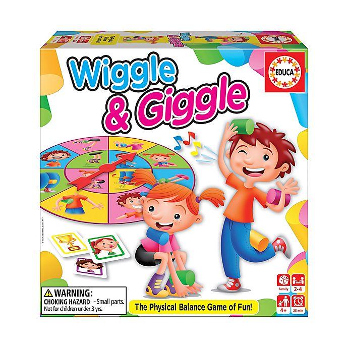 Alternate image 1 for Educa Wiggle & Giggle