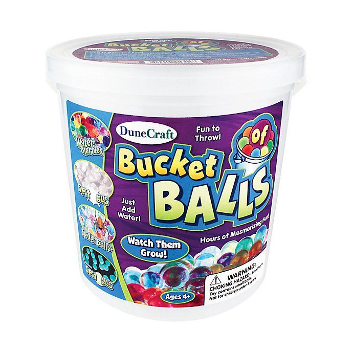 Alternate image 1 for DuneCraft Bucket of Balls