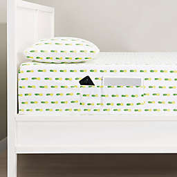Poppy & Fritz® Pineapple Sheet Set with Fitted Sheet Pocket