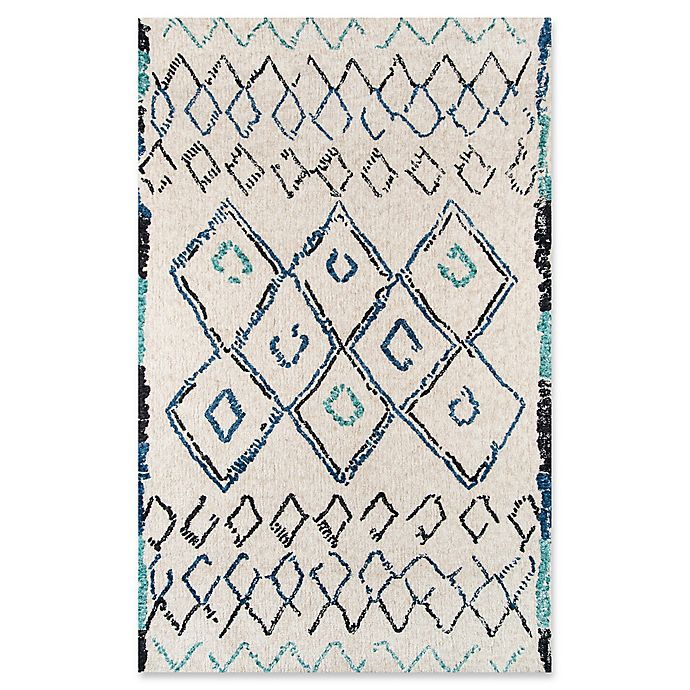 Alternate image 1 for Momeni Margaux Tufted 9' x 12' Area Rug in Ivory