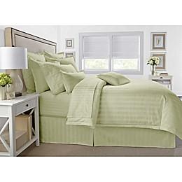 Wamsutta® 500-Thread-Count PimaCott® Damask Comforter Set