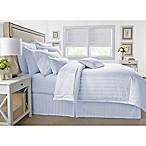 Wamsutta® 500-Thread-Count PimaCott® Damask Full/Queen Comforter Set in Light Blue