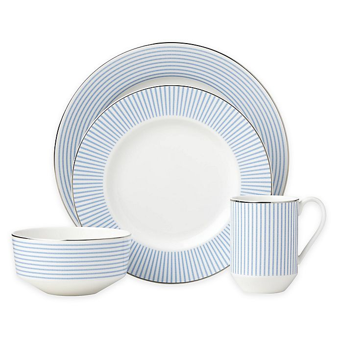 Alternate image 1 for kate spade new york Laurel Street™ Dinnerware Collection