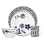 kate spade new york Spring Street™ Cobalt 4-Piece Place Setting