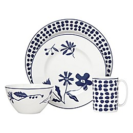 kate spade new york Spring Street™ Cobalt Dinnerware Collection