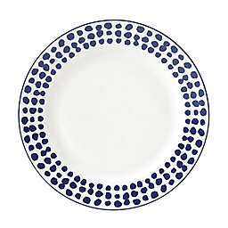 kate spade new york Spring Street™ Cobalt Dinner Plate