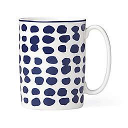 kate spade new york Spring Street™ Cobalt Mug