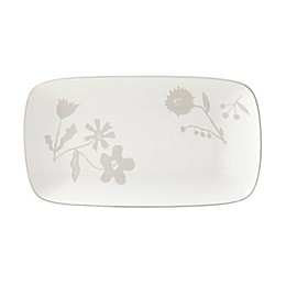 kate spade new york Spring Street™ Flax Hors d'Oeuvre Tray
