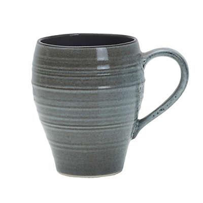 Mikasa® Swirl Speckle Mug in Graphite