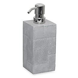 DKNY Cornerstone Lotion Dispenser in Grey