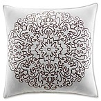 Stone Cottage Medallion Square Pillow in Brown