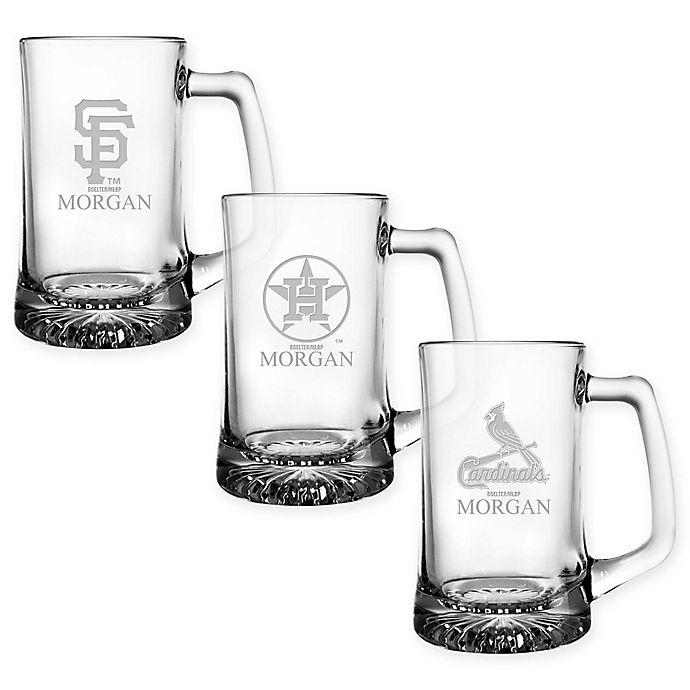 Alternate image 1 for MLB Beer Mug Collection
