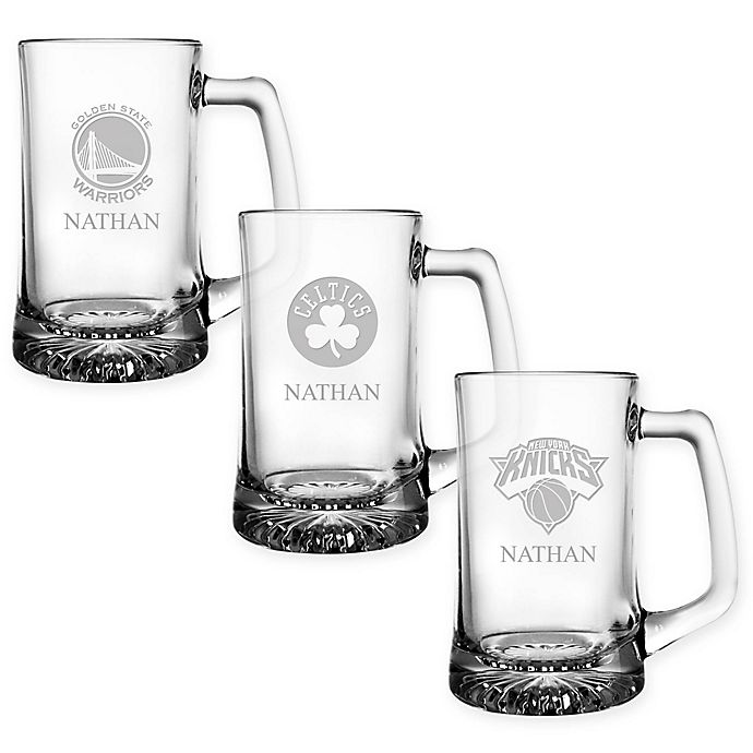 Alternate image 1 for NBA Beer Mug Collection
