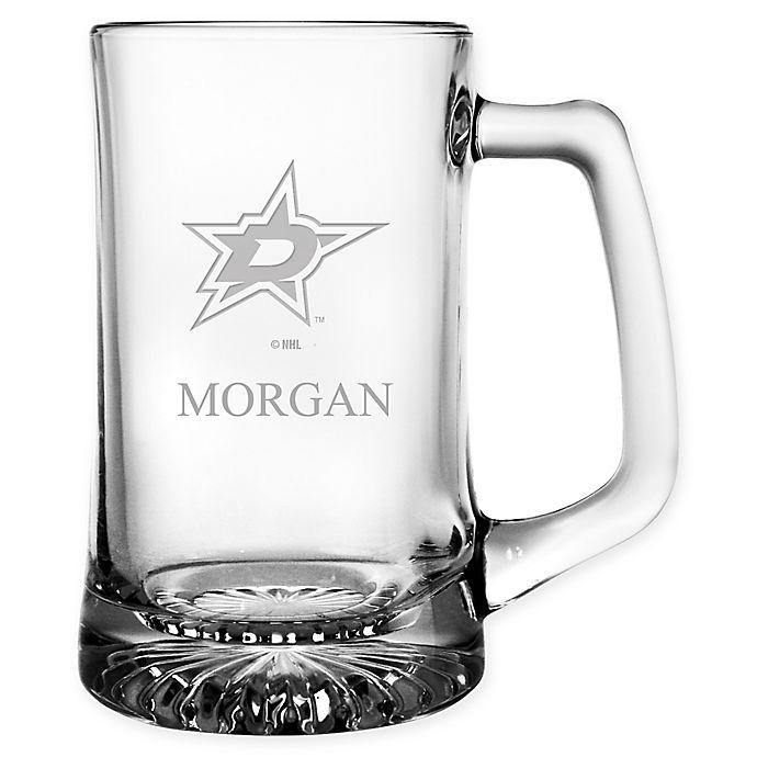 Alternate image 1 for NHL Dallas Stars Beer Mug