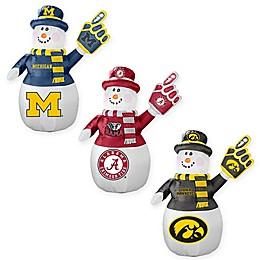 Collegiate Inflatable Snowman