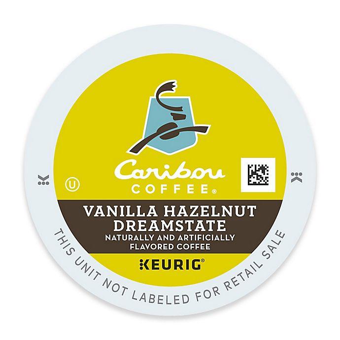 Alternate image 1 for Keurig® K-Cup® Pack 16-Count Caribou Coffee® Vanilla Hazelnut Dreamstate Coffee