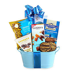 California Delicious Carmel by the Sea Salt Chocolate Gift Basket
