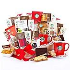 Starbucks® Super Spectacular Holiday Gift Basket