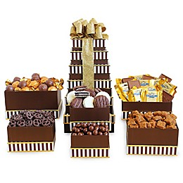 California Delicious Decadent Chocolate Gift Tower