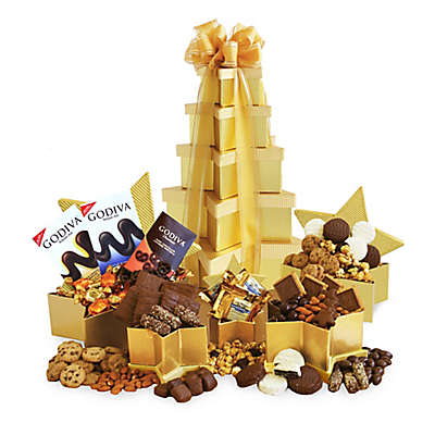 California Delicious Superstar Grand Gift Tower