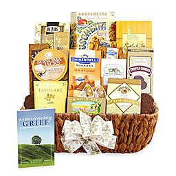 California Delicious Caring Condolences Sympathy Gift Basket
