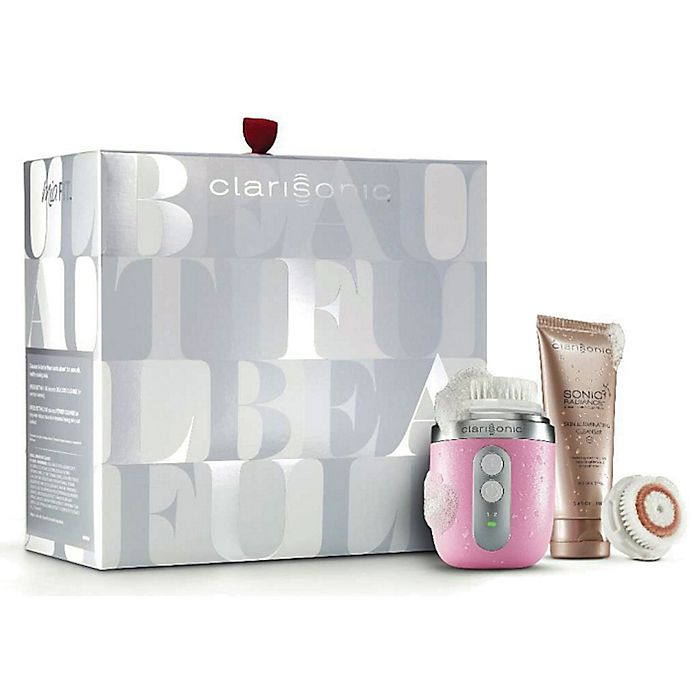 Alternate image 1 for Clarisonic® MIA FIT Gift Set in Pink