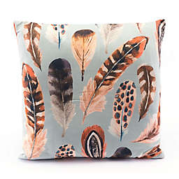 Zuo® Modern Plumas Throw Pillow