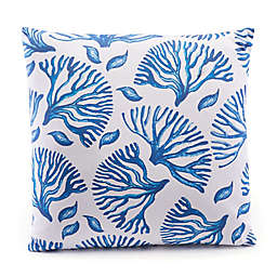 Zuo® Modern Coral Throw Pillow