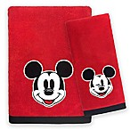 Disney® Mickey Mouse Big Face Hand Towel