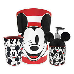 Disney® Mickey Mouse Big Face Bath Ensemble