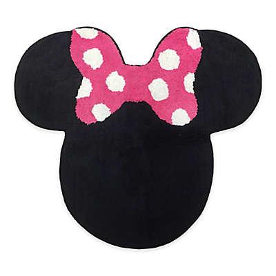 Minnie Mouse XOXO Bath Rug Collection