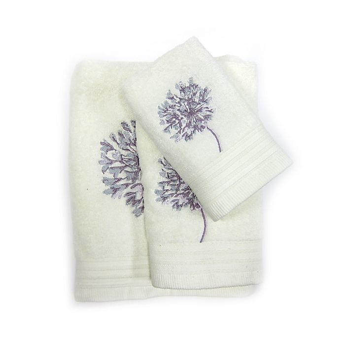 Croscill Hand Towels: Croscill Dandelion Hand Towel