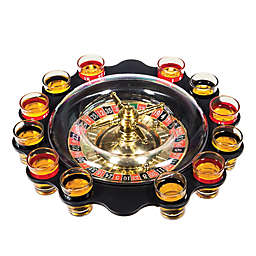 Home Essentials & Beyond Roulette Drinking Game
