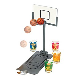 Home Essentials & Beyond Small Basketball Drinking Game