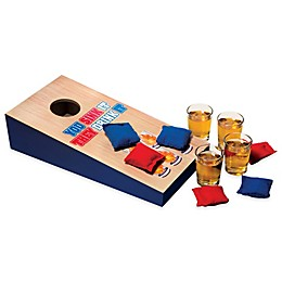 Home Essentials & Beyond Beanbag Toss Drinking Game