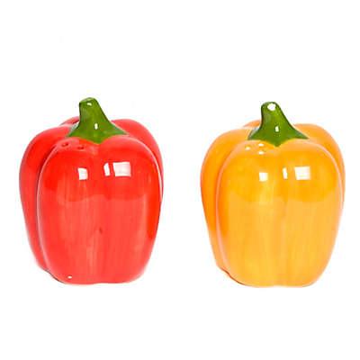 Core Kitchen Bell Pepper Salt & Pepper Shaker Set