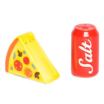 Core Kitchen Pizza Salt & Pepper Shaker Set