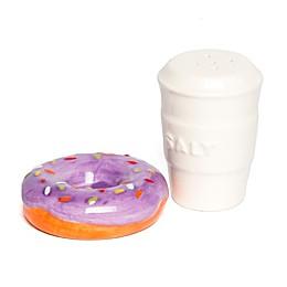 Core Kitchen Coffee Salt & Pepper Shaker Set