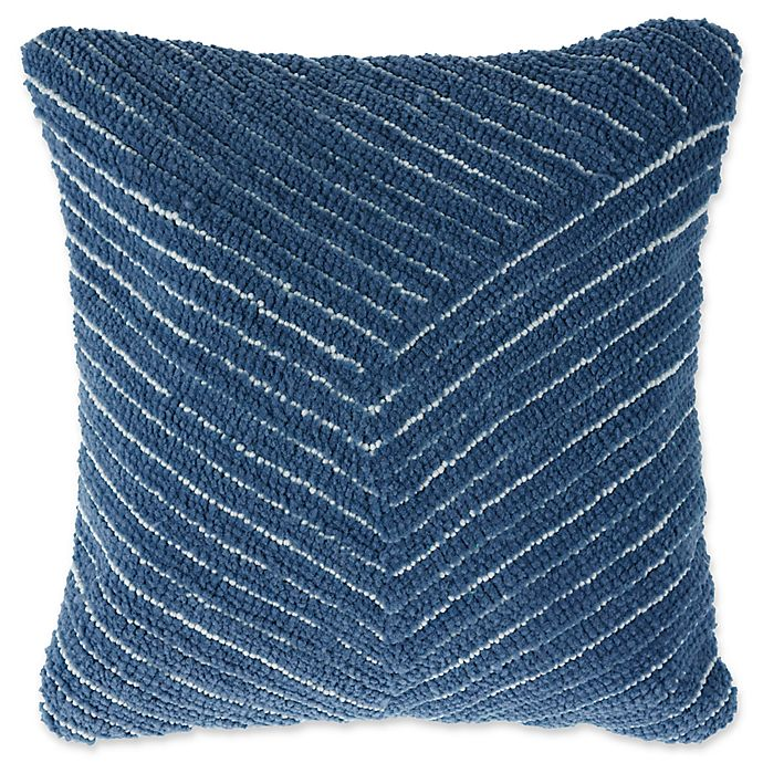 Alternate image 1 for Nottingham Home Geo Stripe Square Throw Pillow