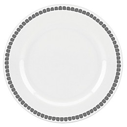 kate spade new york Charlotte Street™ North Dinner Plate in Slate