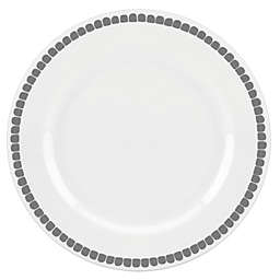 kate spade new york Charlotte Street™ North Dinner Plate in Slate