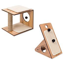 Vesper Cat Furniture in Walnut