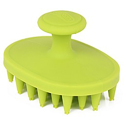 Dexas BrushBuster™ & Silicone Dog Grooming Brush