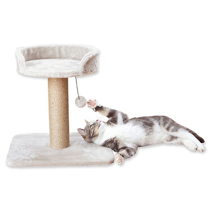 Alternate image 1 for TRIXIE Mica Cat Tree in Grey