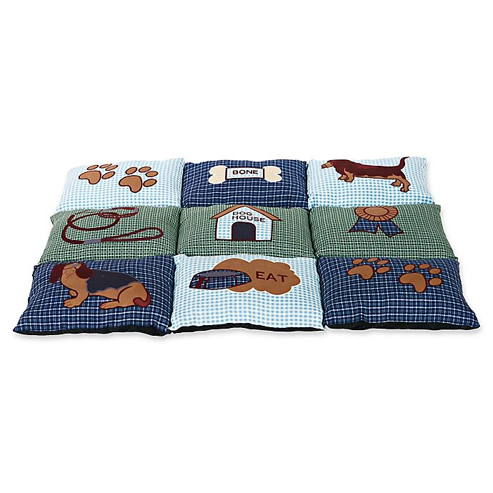Alternate image 1 for TRIXIE Quilted Polyester Pet Bed